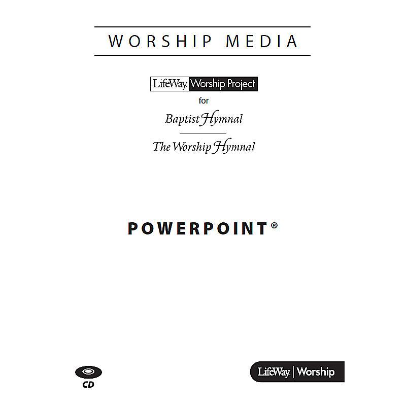 LifeWay WorshipMedia - PowerPoint CD-ROM
