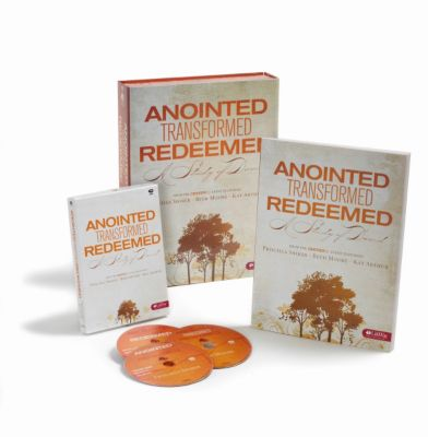 Anointed Transformed Redeemed Leader Kit | Going Beyond ...