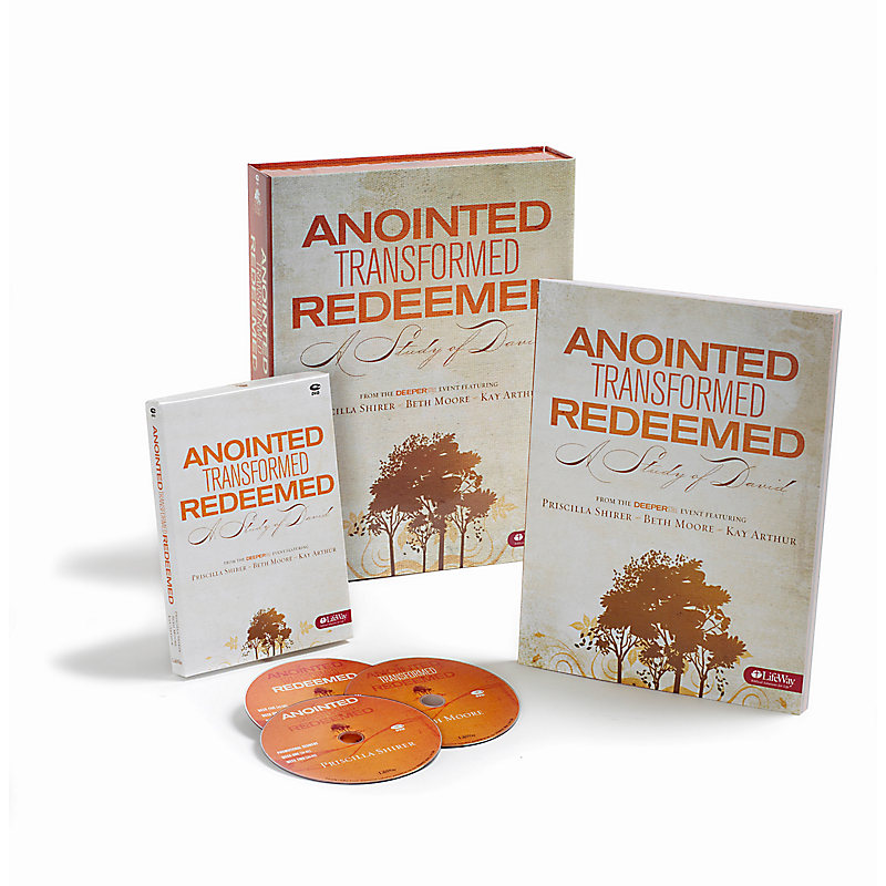 Anointed, Transformed, Redeemed - Leader Kit