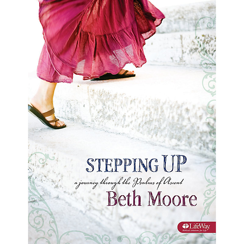 Stepping Up - Bible Study Book