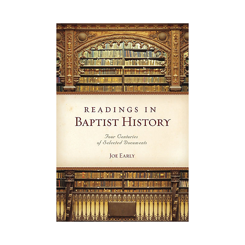 Readings in Baptist History