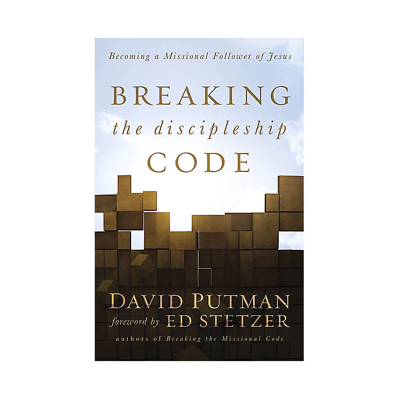 Breaking the Discipleship Code