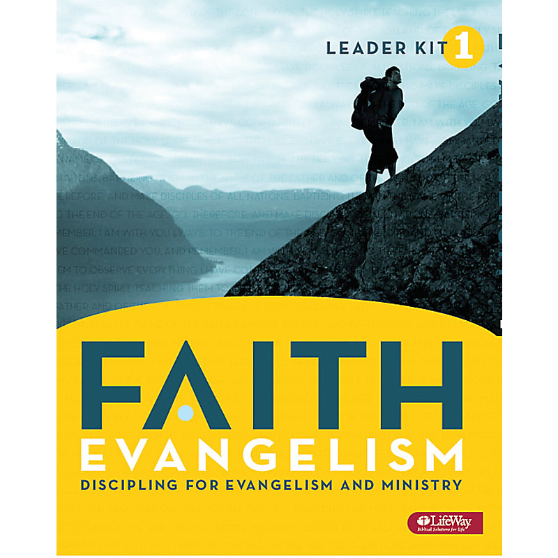 FAITH Evangelism 1 - Leader Kit