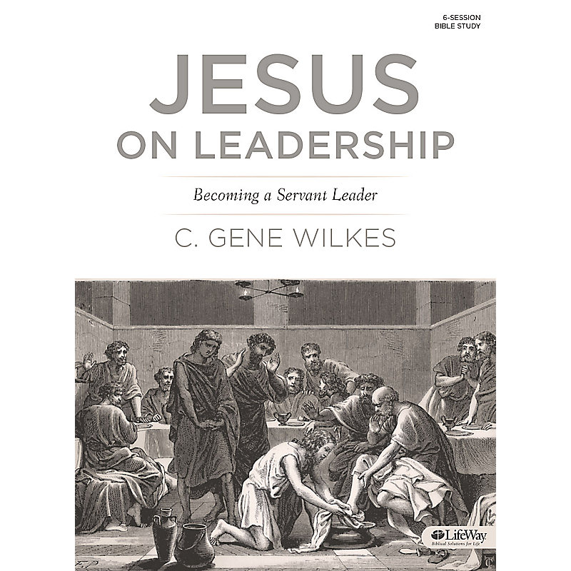 Jesus On Leadership - Member Book