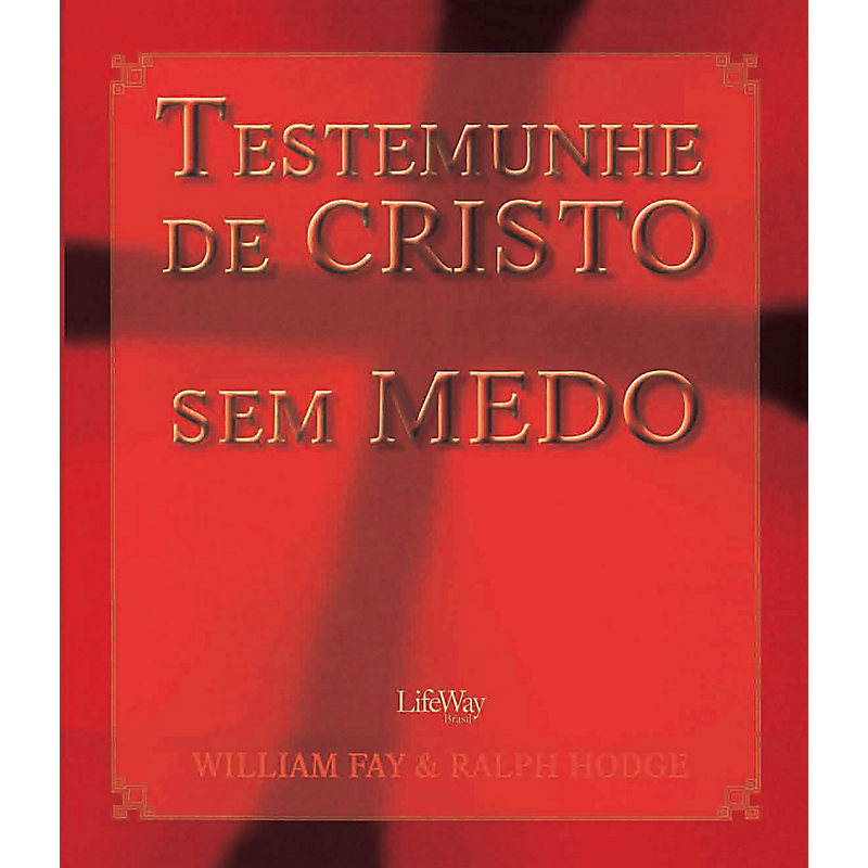 Share Jesus Without Fear - Portuguese