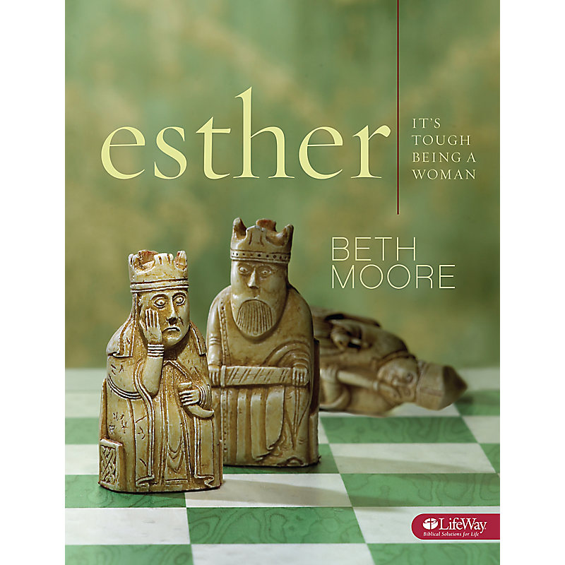 Esther - Bible Study Book