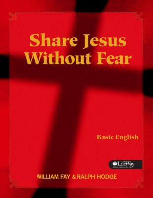 book critique on sharing jesus without Share jesus without fear book critique instructions & template you will submit critiques about two of the assigned textbooks, one by fay and one by pipes .