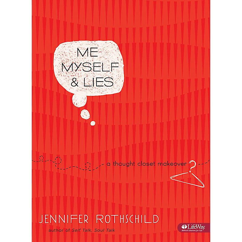 Me, Myself & Lies - Bible Study Book