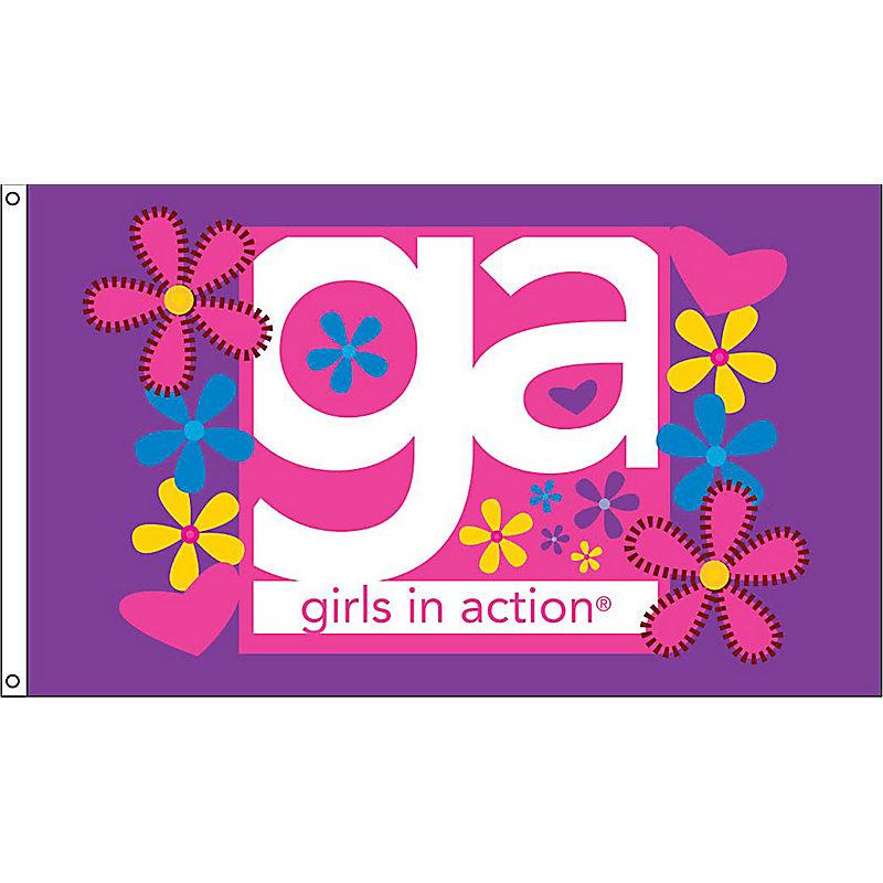 GA Flag - LifeWay