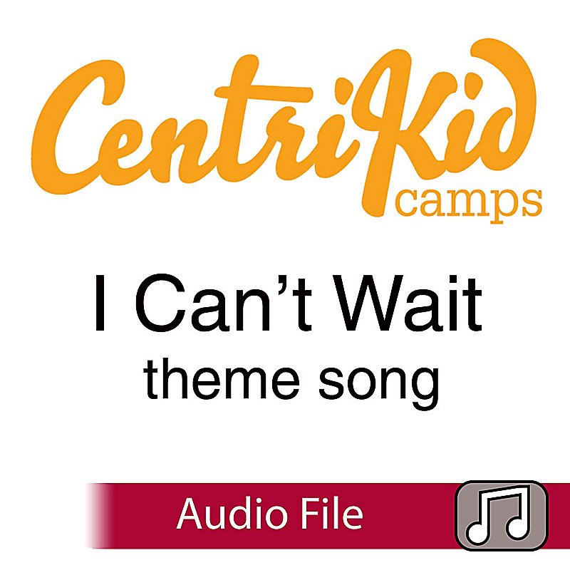 LifeWay Kids Music: I Can't Wait - Music Video