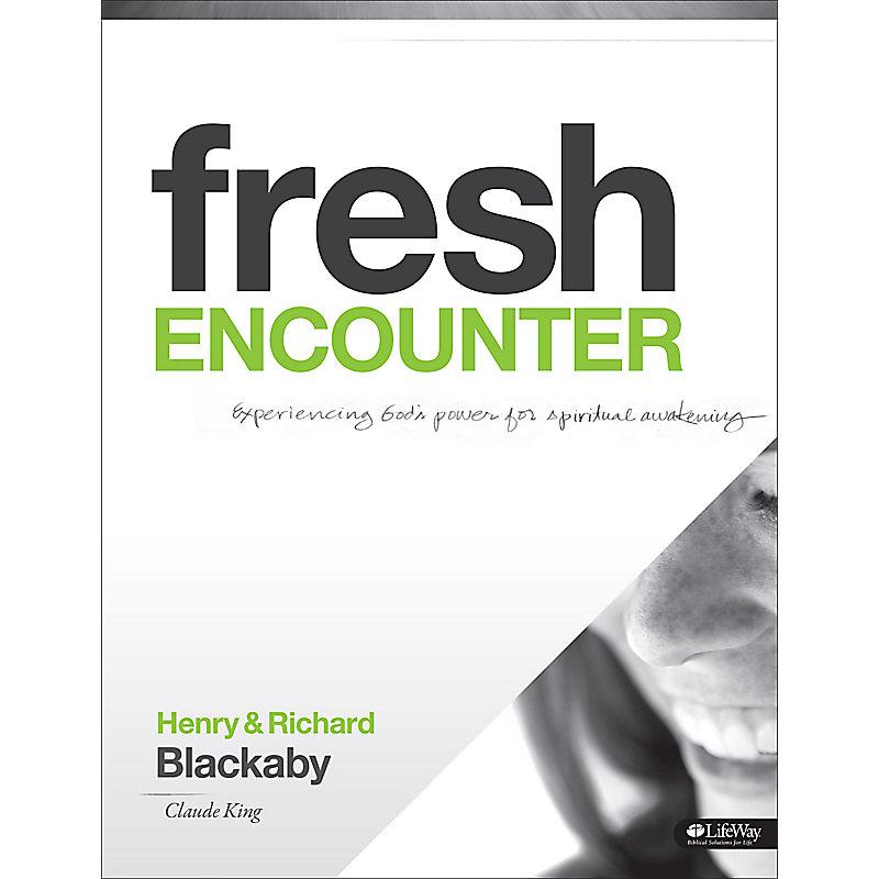 Fresh Encounter -  Member Book, Revised