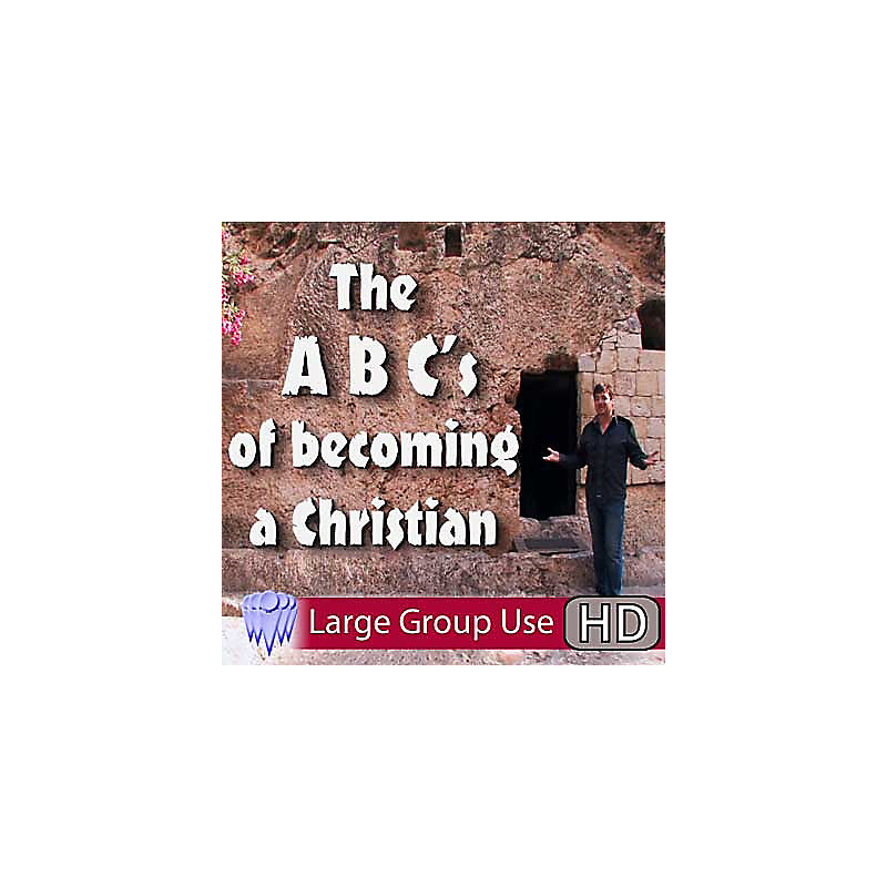LifeWay Kids Worship: The ABCs of Becoming a Christian - Video