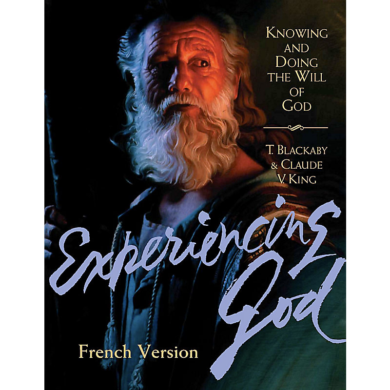 Experiencing God - Member Book French - PDF