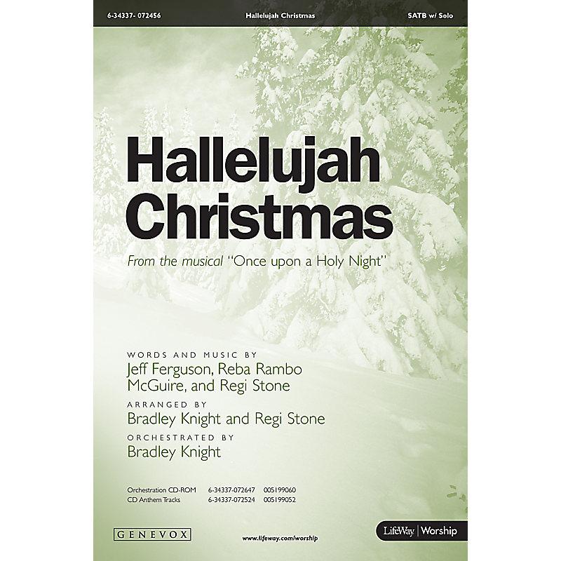 Hallelujah Christmas - Anthem (Min. 10)
