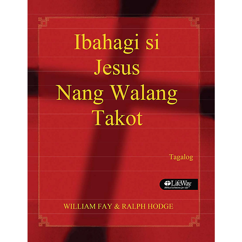 Share Jesus Without Fear - Tagalog