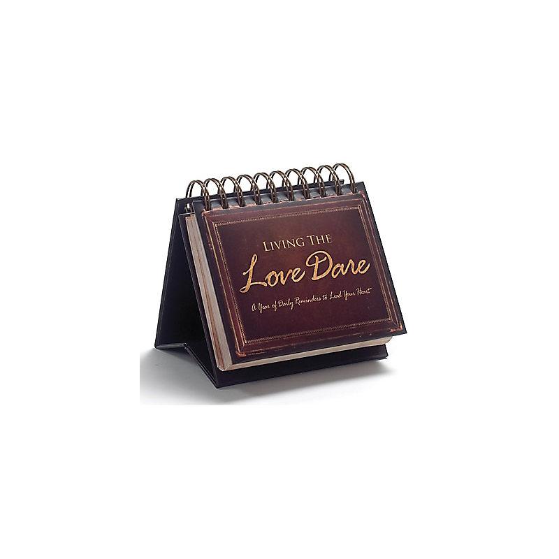 Living the Love Dare Flip Book