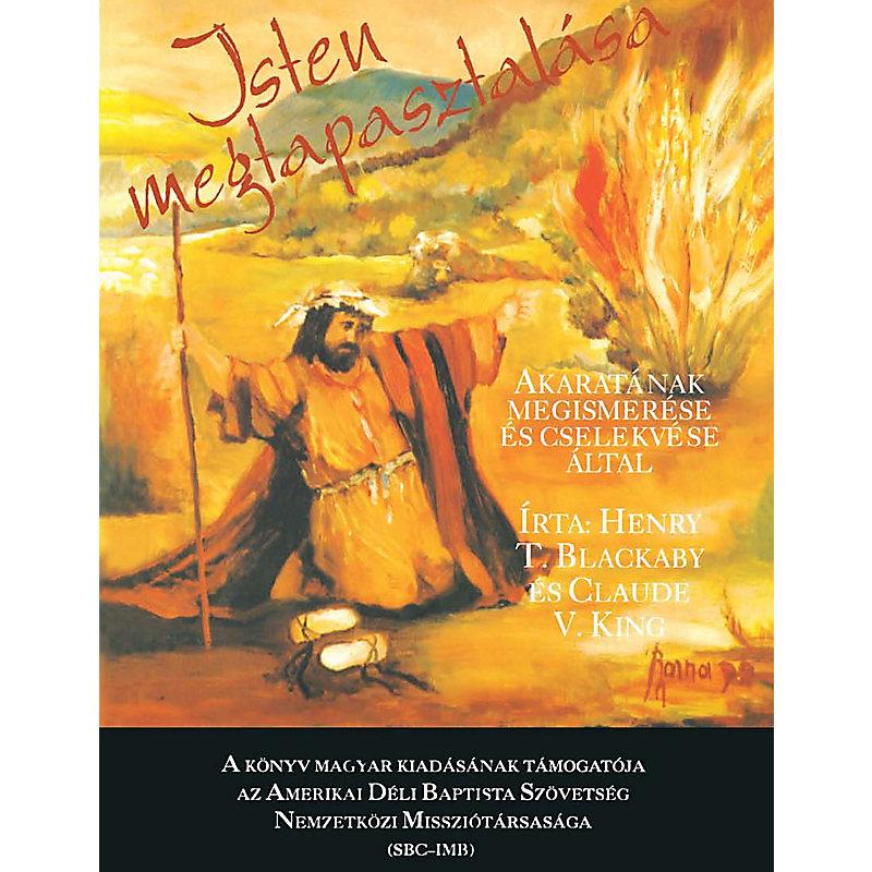 Experiencing God - Member Book Hungarian - PDF