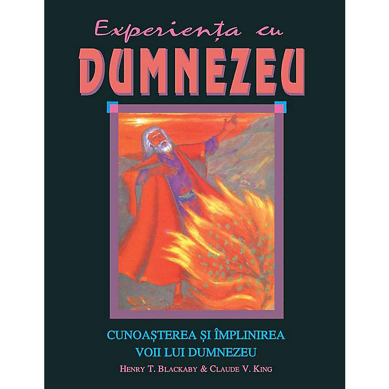 Experiencing God - Member Book Romanian