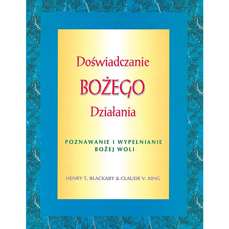 Experiencing God - Member Book Polish