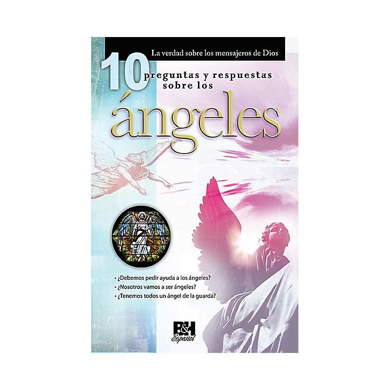 10 Preguntas y respuestas sobre los ángeles