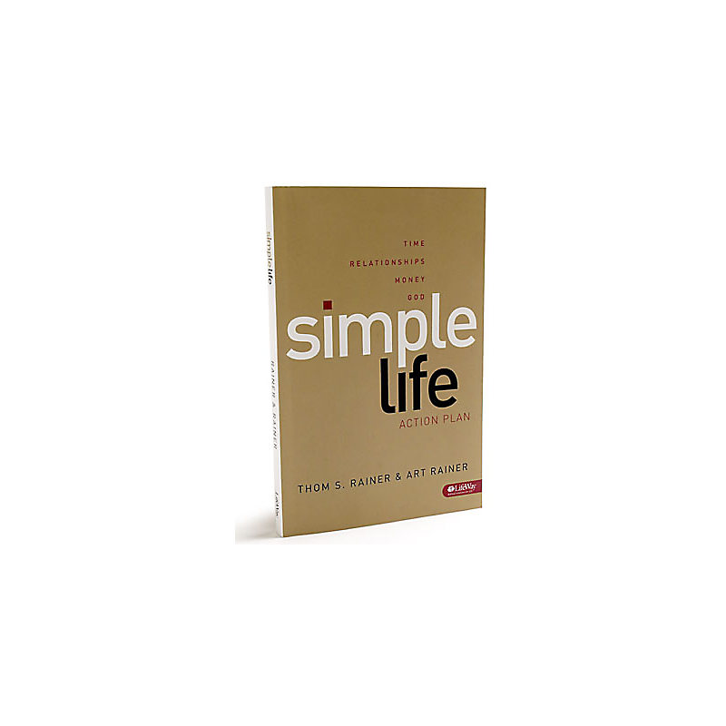 Simple Life Action Plan - Member Book