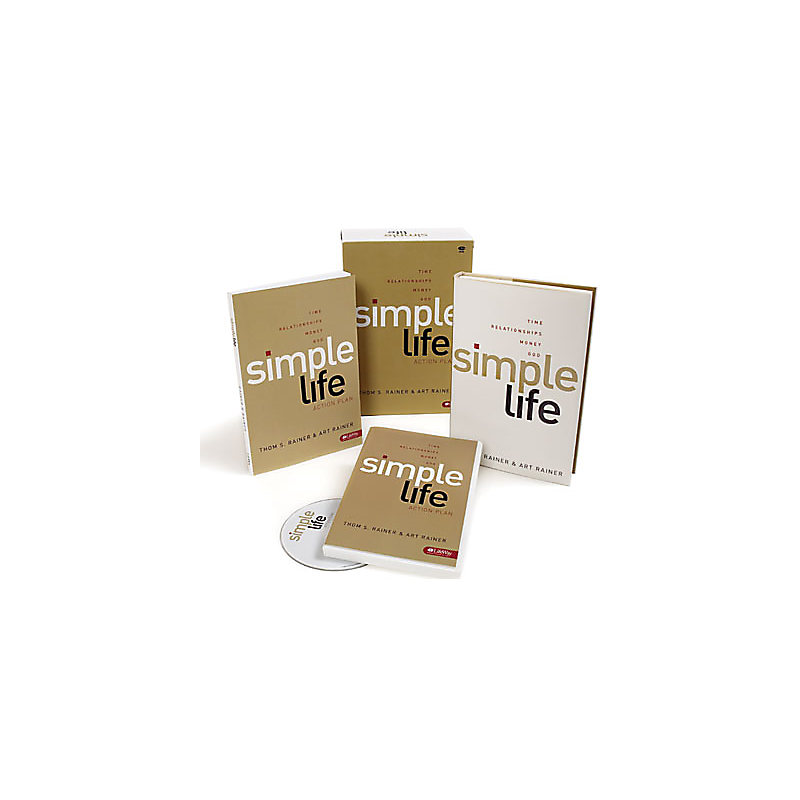 Simple Life Action Plan - DVD Leader Kit