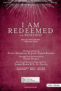 Anointed Transformed Redeemed | Go! Christian Bookstore