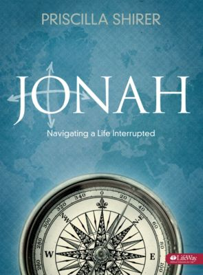 Jonah Bible Study by Priscilla Shirer