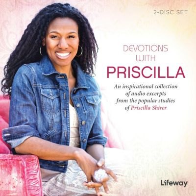 Devotions from Priscilla Shirer CD