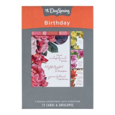 Christian greeting cards christmas and birthday cards lifeway boxed cards birthday m4hsunfo