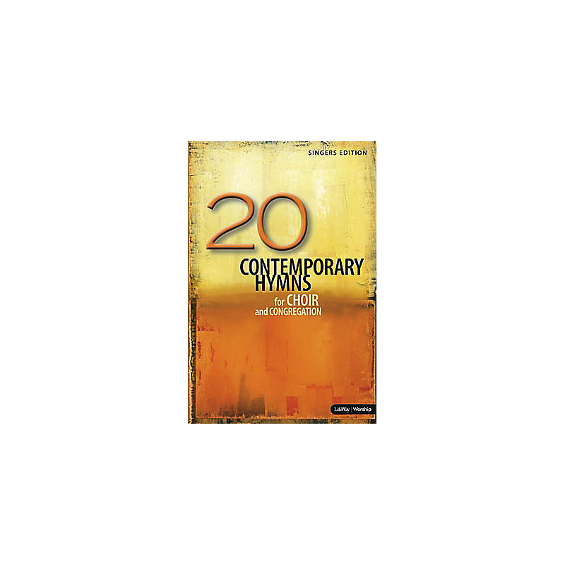 20 Contemporary Hymns for Choir and Congregation - Accompaniment CD