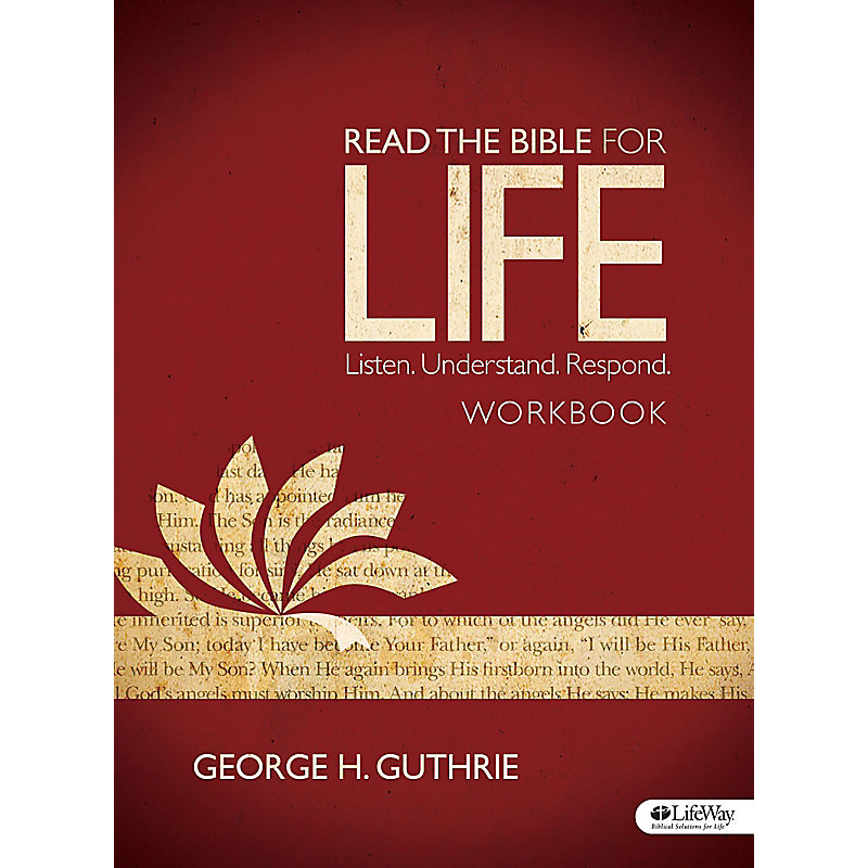 Read the Bible for Life - Workbook