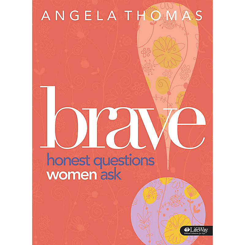 Brave - Bible Study Book
