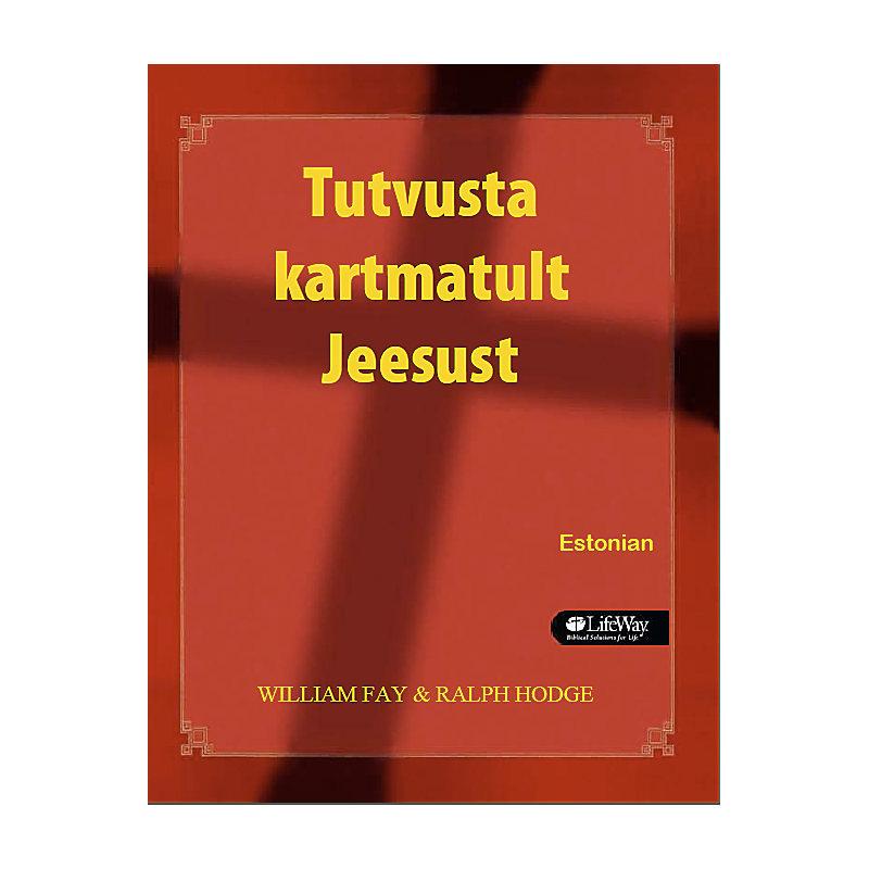 Share Jesus Without Fear - Estonian