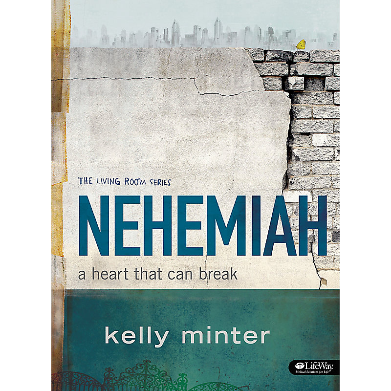 Nehemiah - Bible Study Book