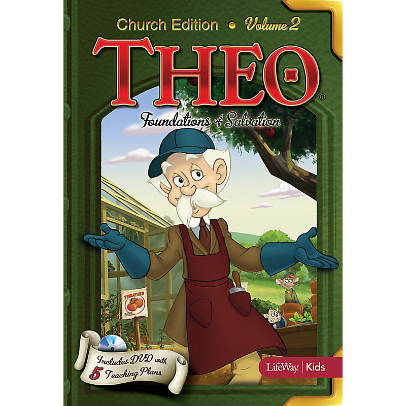 THEO Church Edition: Foundations of Salvation