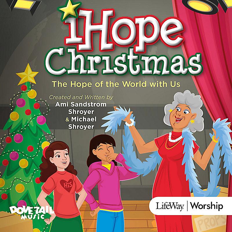 iHope Christmas - Listening CD