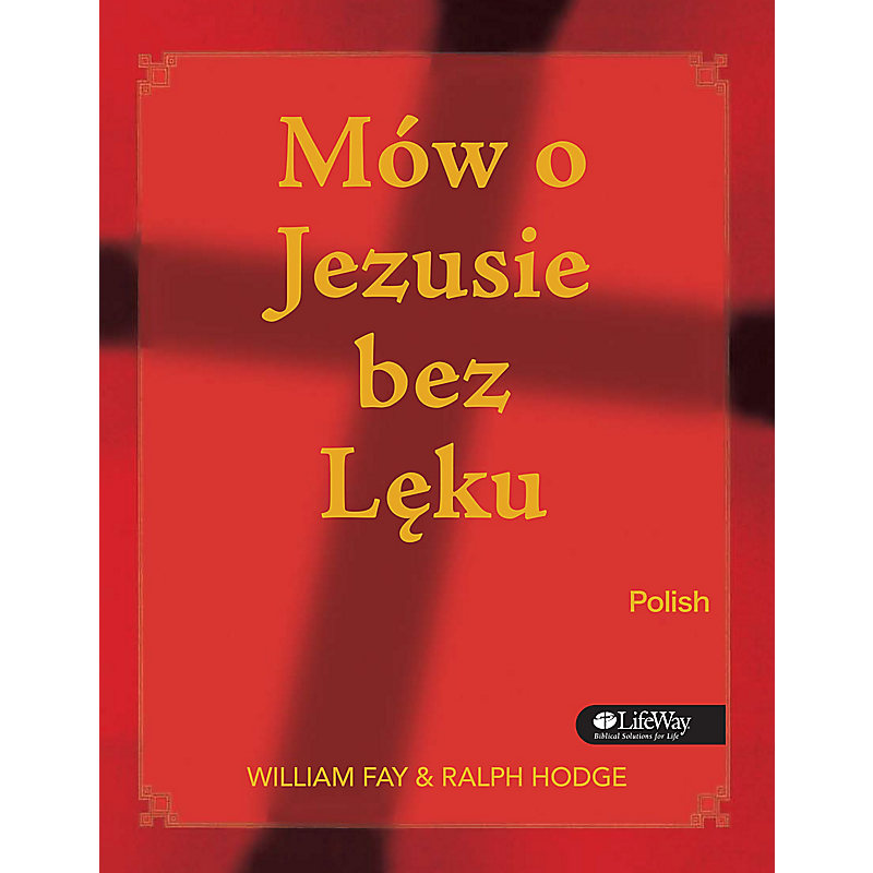 Share Jesus Without Fear - Polish