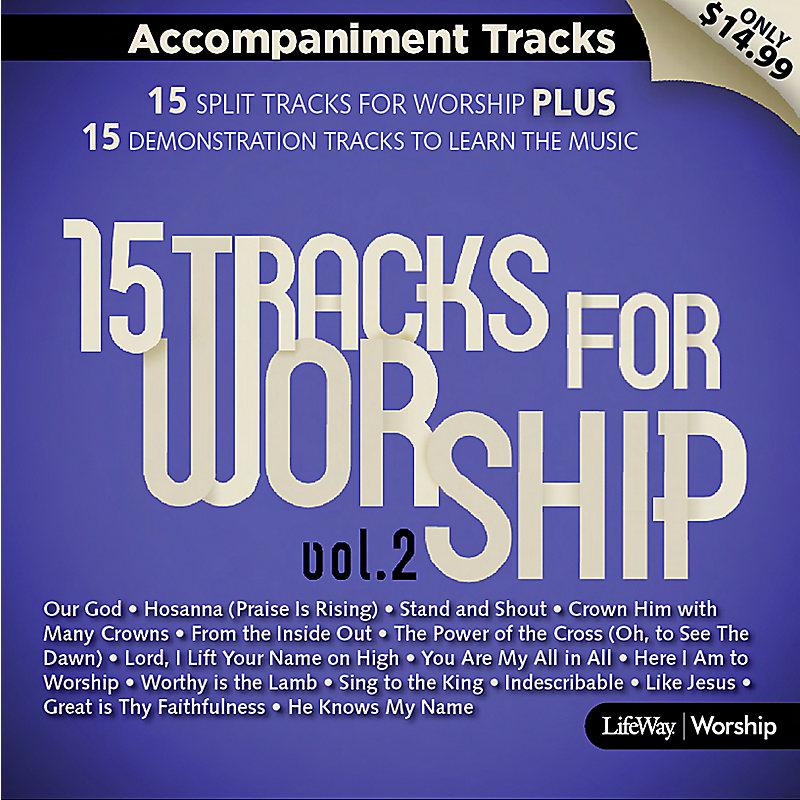15 Tracks for Worship, Volume 2