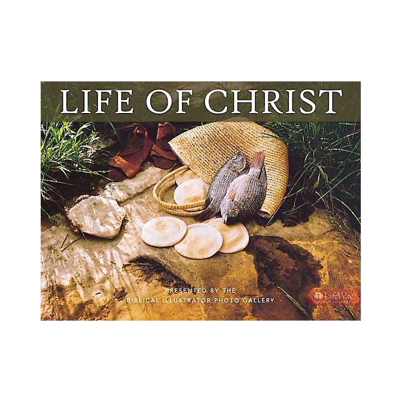 Biblical Illustrator Photo Gallery: The Life of Christ