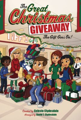 The Great Christmas Giveaway Preview Pack