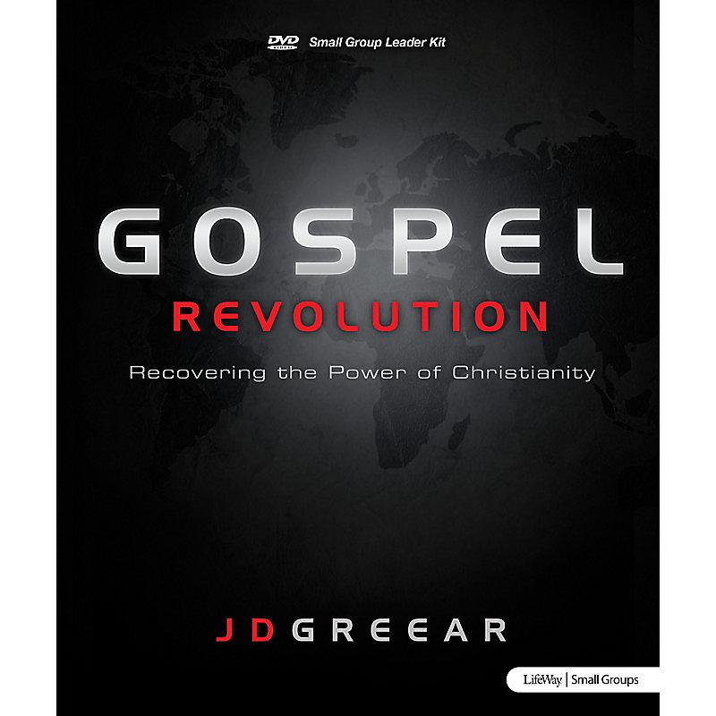 Gospel Revolution: Recovering the Power of Christianity - Leader Kit