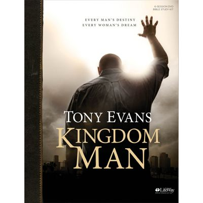 Kingdom Man | Tony Evans | LifeWay