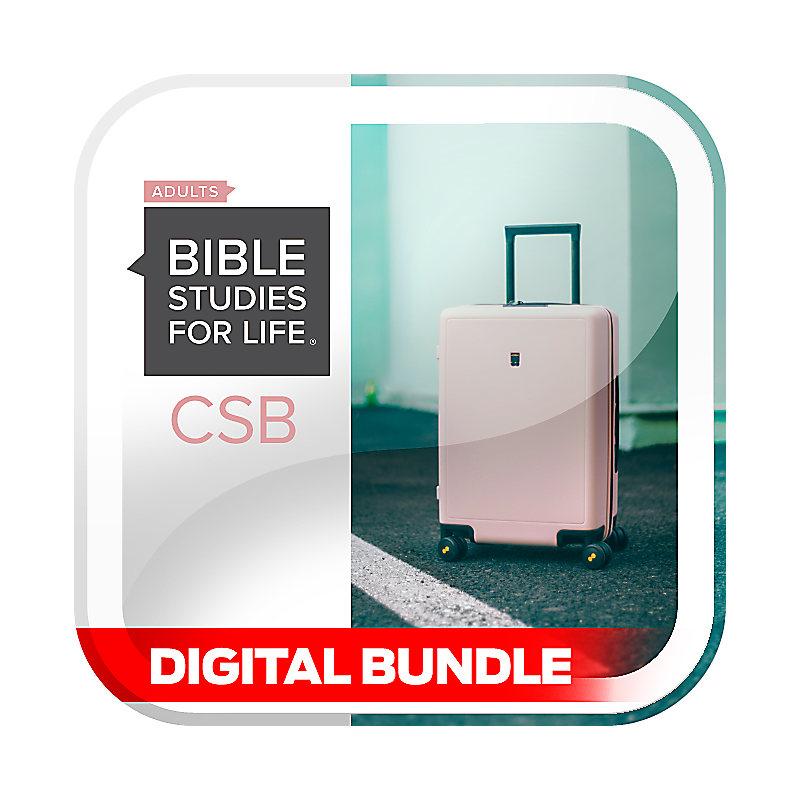 Bible Studies for Life: Advanced Bible Study - Summer 2021 - Digital