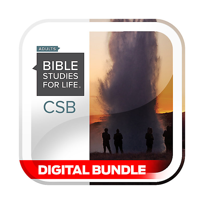 Bible Studies for Life: Advanced Bible Study - Winter 2021 - Digital