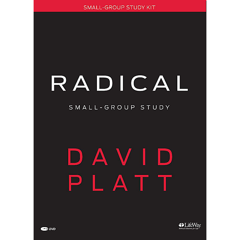 Radical Small Group Study - DVD Kit