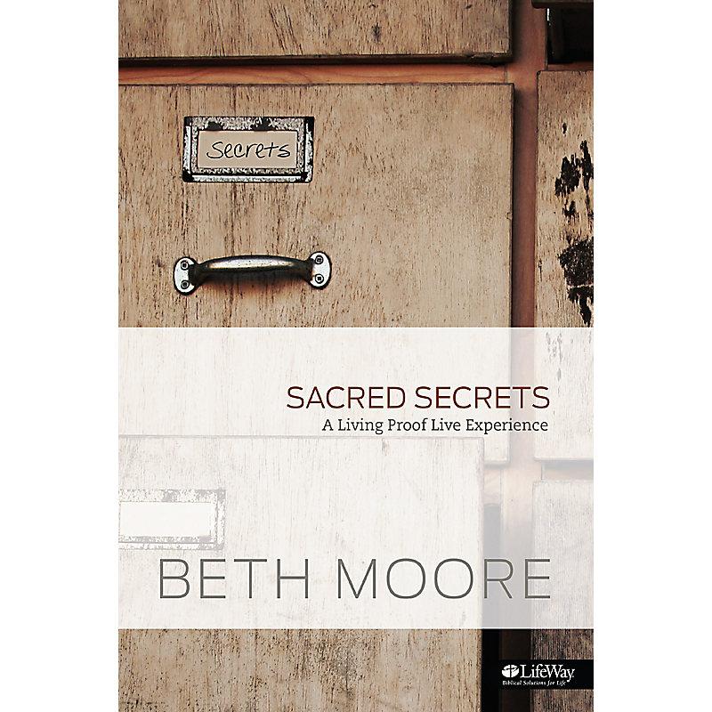 Sacred Secrets - Small Group Kit