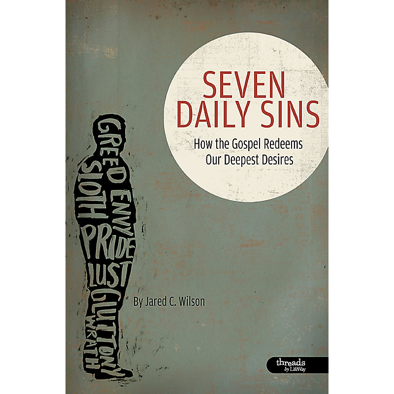 Seven Daily Sins - Member Book