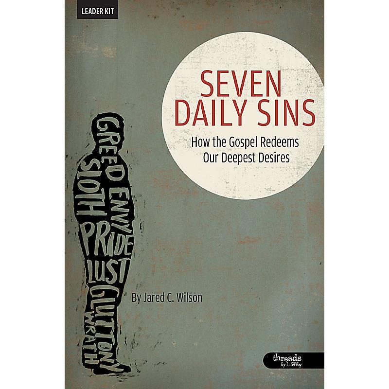 Seven Daily Sins - DVD Leader Kit