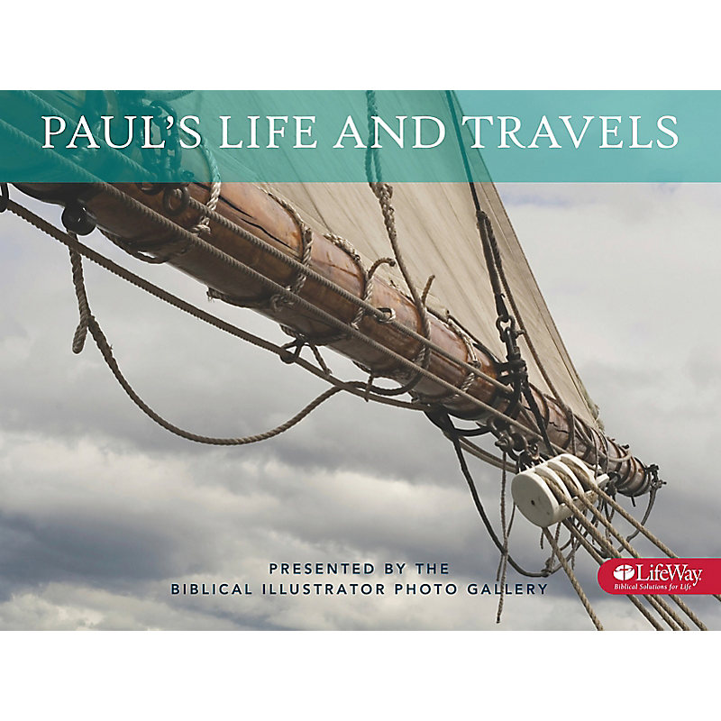 Biblical Illustrator Photo Gallery: Paul & His Travels